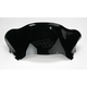 13 1/4 in. Medium Gloss Black Windshield - 479-110-50
