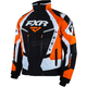 Black/Orange Team FX Jacket