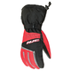 Black/Red Storm Gloves
