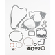 Complete Gasket Set with Oil Seals - M811504