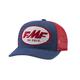 Blue/Red Ronnie Mac Hat - F34196112