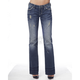 Womens Jade Cathedral Fleur Jeans