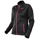 Womens Black Fusion Mid-Layer Jacket