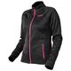 Womens Black Fusion Mid-Layer Jacket