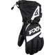 Black/White Fuel Gloves