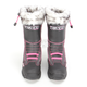 Womens Black/Fuchsia Excursion Boots