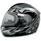 Multi Black FX-90S Snow Helmet