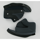 Black Cheek Pad Set for HJC Helmets