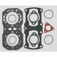2 Cylinder Full Top Engine Gasket Set - 710208
