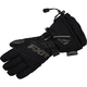 Womens Black/Charcoal Fusion Gloves
