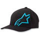 Black/Blue Corp Shift 2 Hat