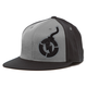 Gray Bomb 210 Hat