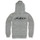 Heather Gray Decal Hoody