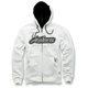 White Quest Hoody