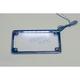 Chrome LED License Plate Frame - LPF-HRZ-C-LP