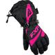 Womens Black/Fuchsia Fusion Gloves - 15614.90110