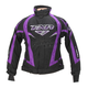Womens Black/Purple Team Jacket