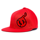 Red Bomb 210 Hat