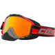 Red X2 Force SE Snow Goggles w/Mirrored Dual Lens - 64-1723