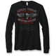 Black Not For The Meek Thermal Long Sleeve Shirt