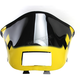 16 1/2 in. Medium Black Windshield w/Yellow Checkers - 479-472-57