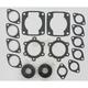 2 Cylinder Complete Engine Gasket Set - 711059