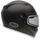 Matte Black Vortex Snow Helmet