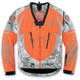 Orange Camo Comp 6 RR Shell Jacket