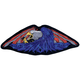 USA Feather Eagle Embroidered Patch - LT30128