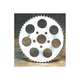 Chrome Rear Wheel Sprocket w/49 Teeth - DS-325341