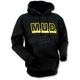 Black M.U.D. Hoody