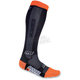 M1 Black/Orange Socks