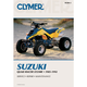 Suzuki Quad Racer LT250R Repair Manual - M380-2