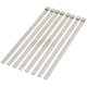 8 in. Stainless Steel Cable Ties - 2120-0642