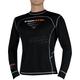 Black 20% Merino Base Long Sleeve Shirt