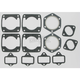 2 Cylinder Full Top Engine Gasket Set - 710106B