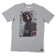 Heather Grey Peter Fonda Classic T-Shirt