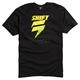 Black/Yellow Satellite T-Shirt