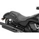 Black Smooth Predator Seat - 0810-1596