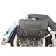 Highwayman Large Slant-Style Saddlebags with Studs - X021-03-041
