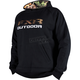 Black Outdoor Hoody