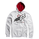 White Constant Shift Hoody