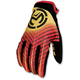 Red/Yellow Sahara Youth Gloves