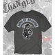 Charcoal SOA Logo Patch T-Shirt