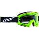 Youth Green Splatter Enemy Goggles - 2601-1739