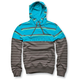 Turquoise Fuse Hoody