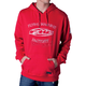 Red Tried and True Hoody