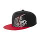 Apart Flex-Fit Black/Red Hat