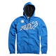 Royal Blue Riptide Zip Hoody