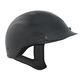Flame Shorty Half Helmet